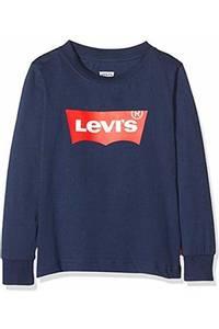 Bilde av Levis Batwing LS Boys genser, Blues