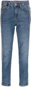 Bilde av Garcia Kids Girls Sanna Superslim jeans med Logo,