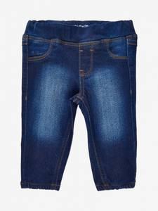 Bilde av Minymo Jeans Baby Loose Fit, Denim
