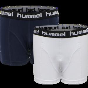 Bilde av Hummel Boxers 2-pack, Black Iris