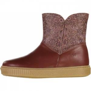 Bilde av Wheat Lesley Vintersko Chelsea Boots Woodrose