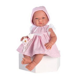Bilde av ASI dukke - Maria, dukke med rosa Kjole