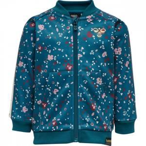 Bilde av Hummel Jakke, Flora Zip Jacket, Blue Coral